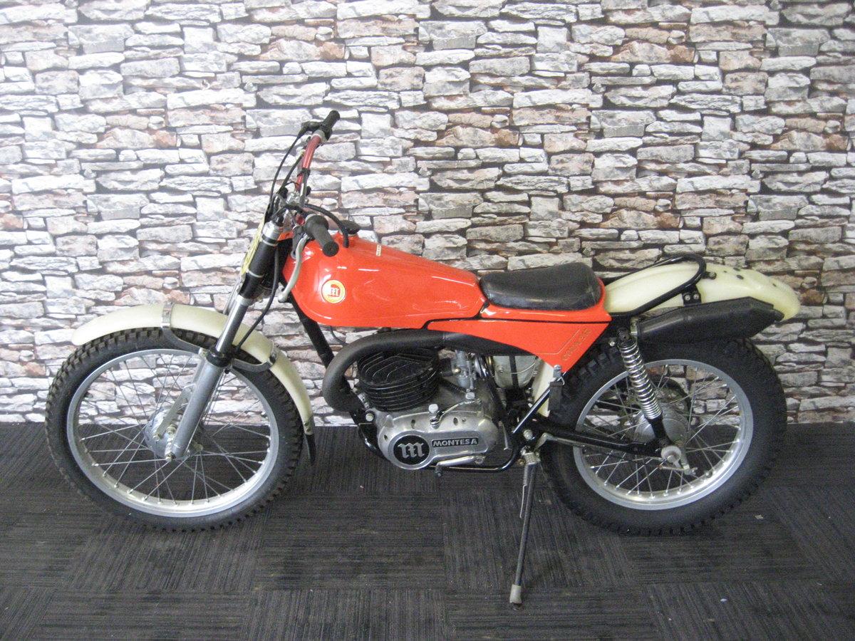 1978 Montesa Cota 247 classic twin shock trials bike For Sale (picture 3 of 12)