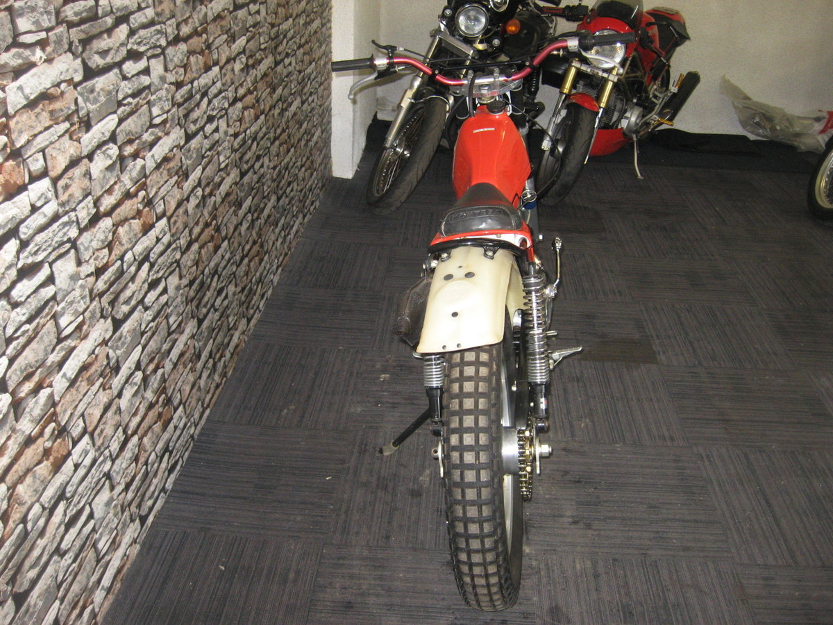 1978 Montesa Cota 247 classic twin shock trials bike For Sale (picture 4 of 12)