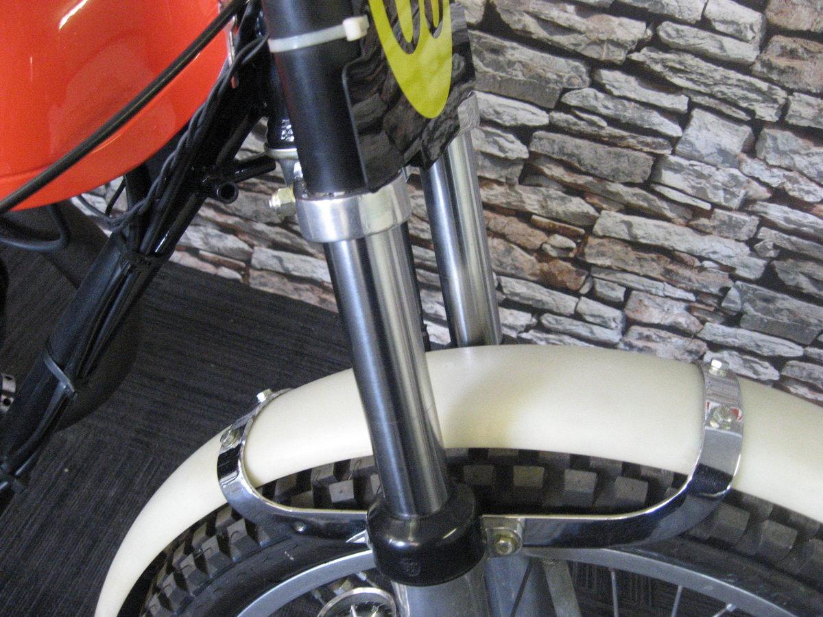 1978 Montesa Cota 247 classic twin shock trials bike For Sale (picture 6 of 12)