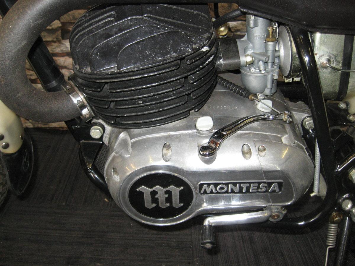 1978 Montesa Cota 247 classic twin shock trials bike For Sale (picture 12 of 12)