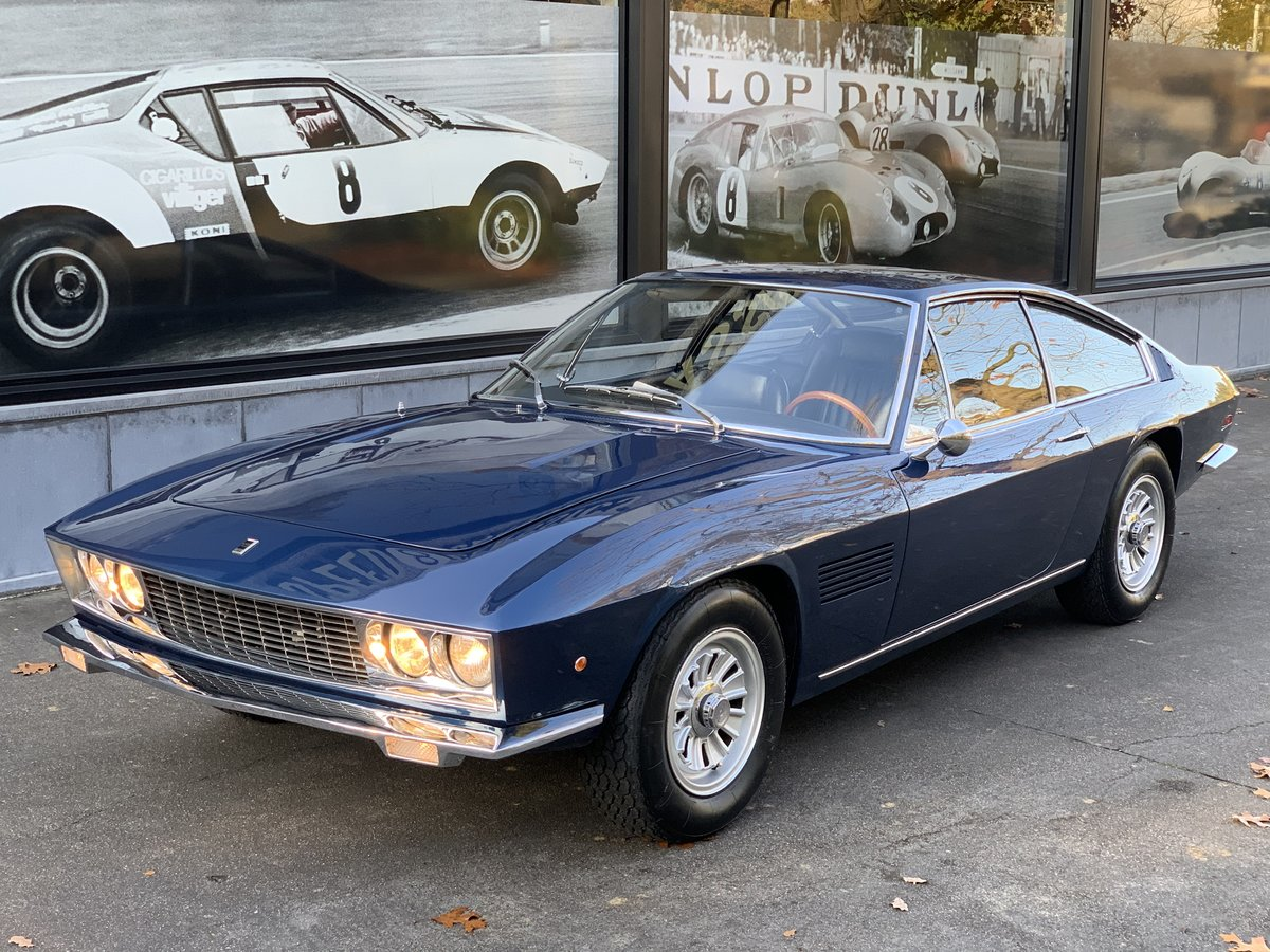 1971 Monteverdi 375L High Speed For Sale (picture 1 of 6)