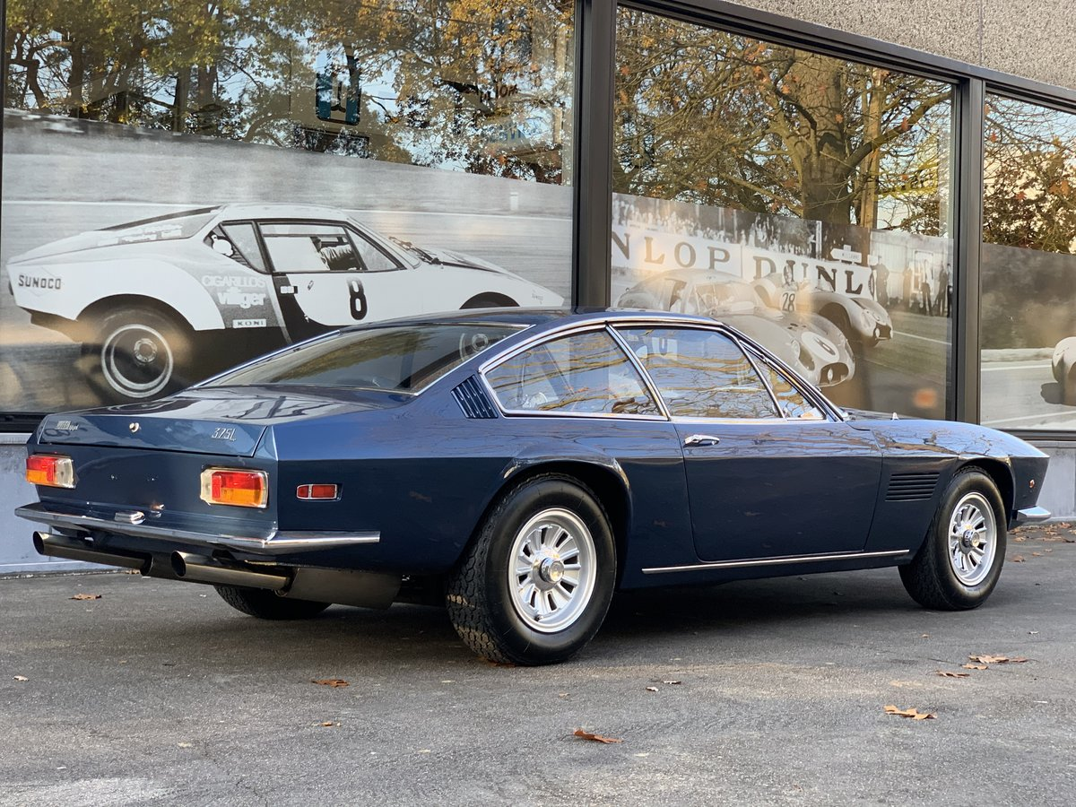 1971 Monteverdi 375L High Speed For Sale (picture 2 of 6)