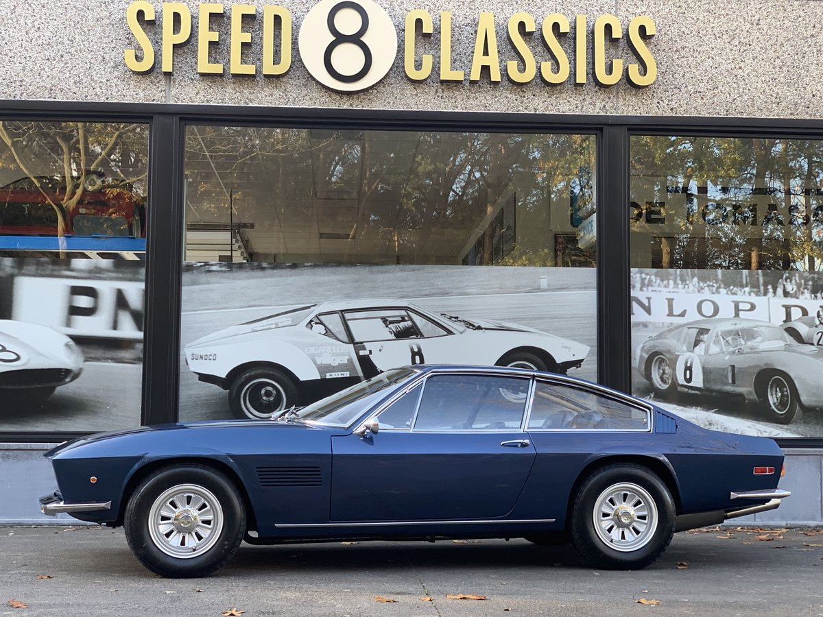 1971 Monteverdi 375L High Speed For Sale (picture 6 of 6)