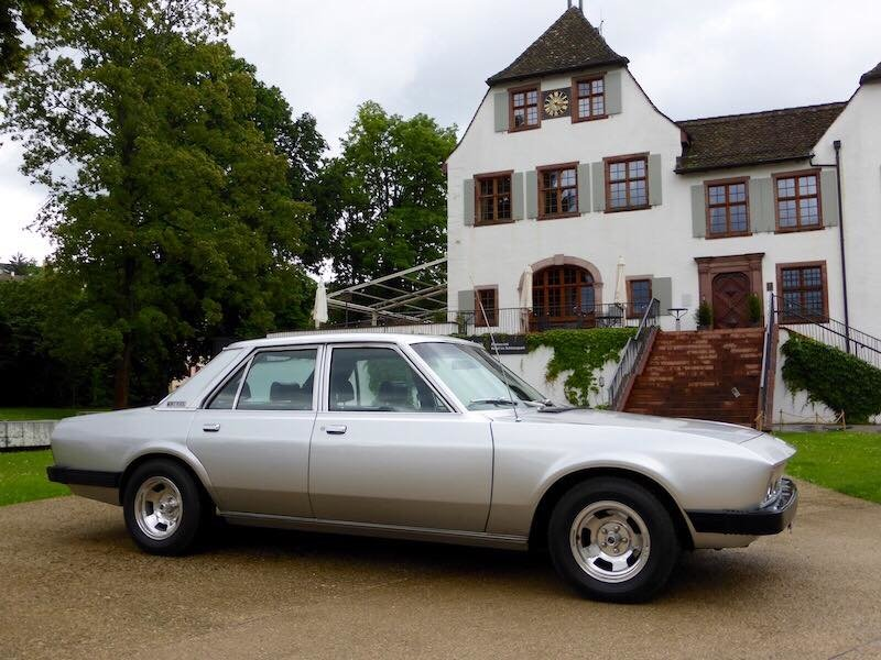1979 Monteverdi Sierra - very rare Swiss hand made car For Sale (picture 1 of 6)