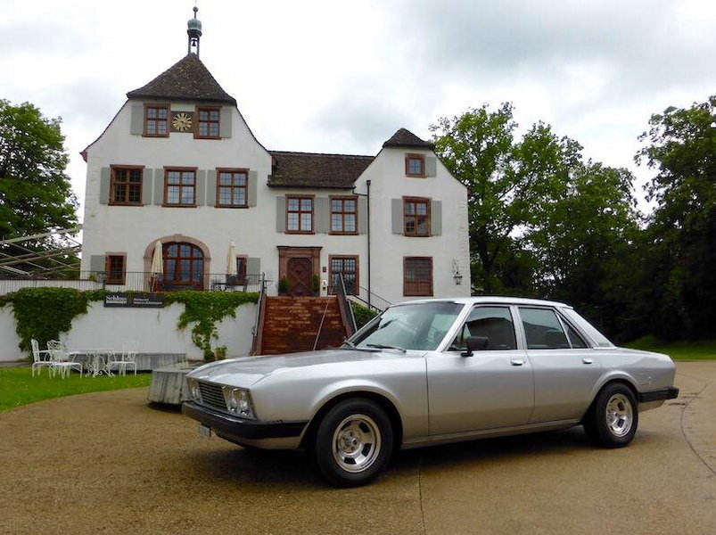 1979 Monteverdi Sierra - very rare Swiss hand made car For Sale (picture 2 of 6)