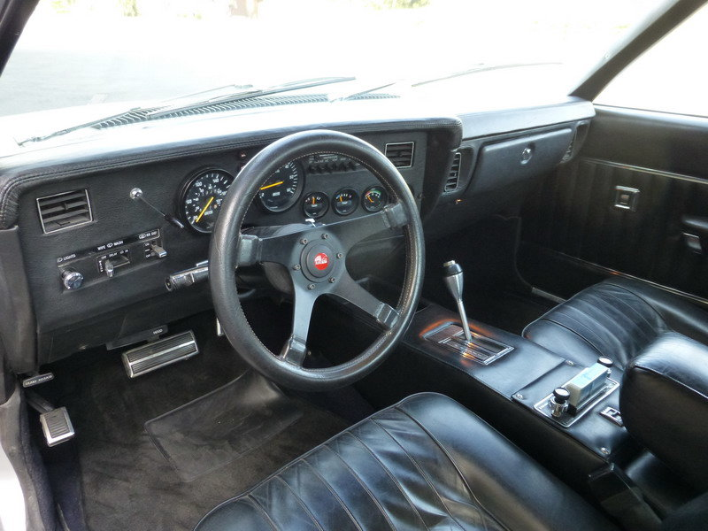 1979 Monteverdi Sierra - very rare Swiss hand made car For Sale (picture 4 of 6)