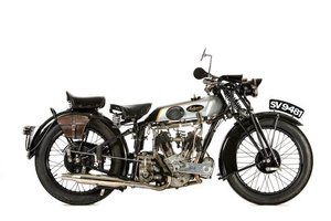1928 MONTGOMERY 680CC 'TWIN FIVE' (LOT 404)