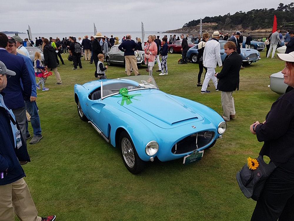 1955 Moretti 1200 Sport spider For Sale (picture 6 of 6)