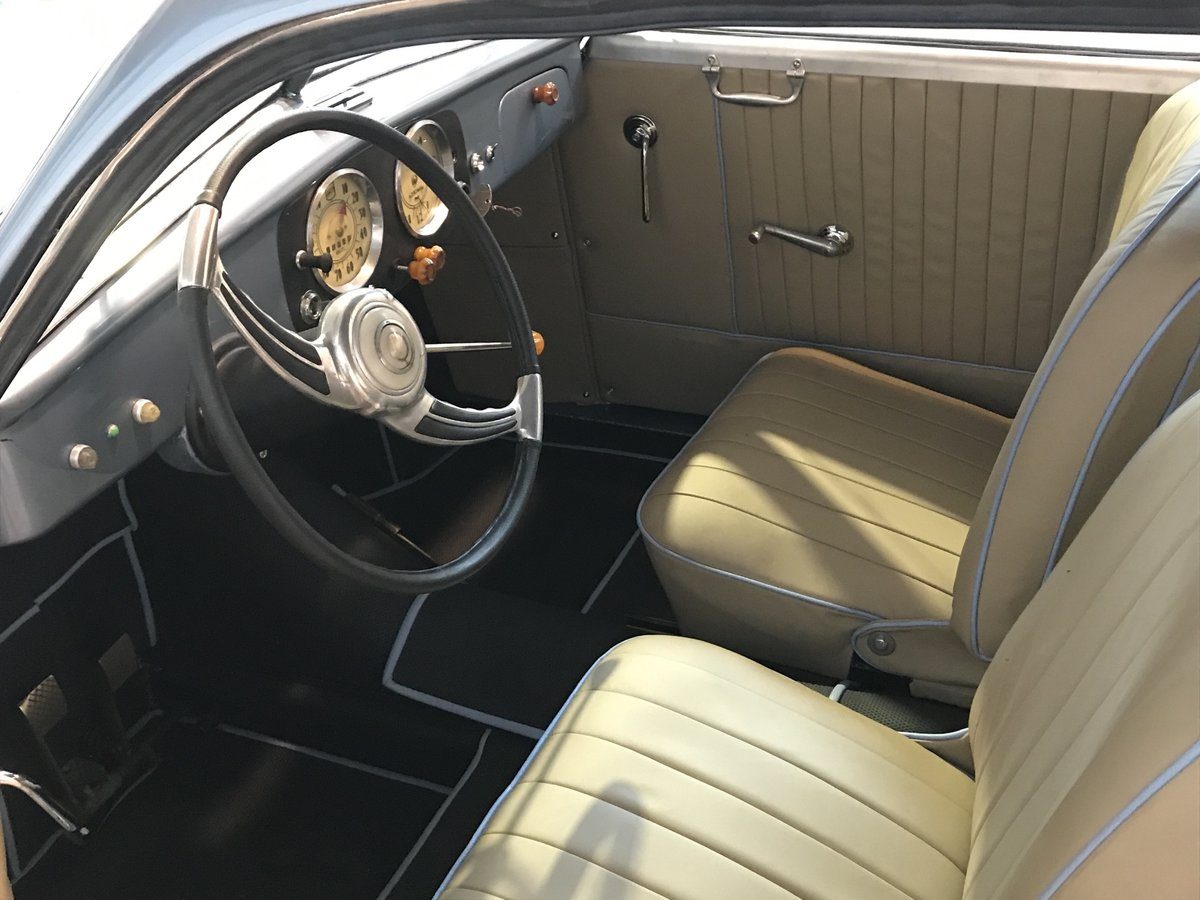 1951 Moretti 600 Berlina Turismo  For Sale (picture 2 of 6)