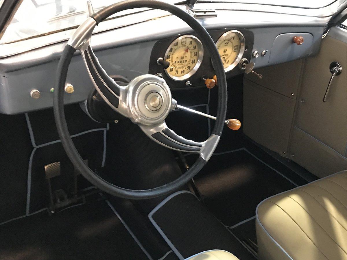1951 Moretti 600 Berlina Turismo  For Sale (picture 3 of 6)