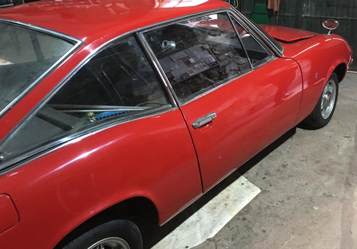 1968 Moretti 124S Berlinetta  For Sale (picture 1 of 6)