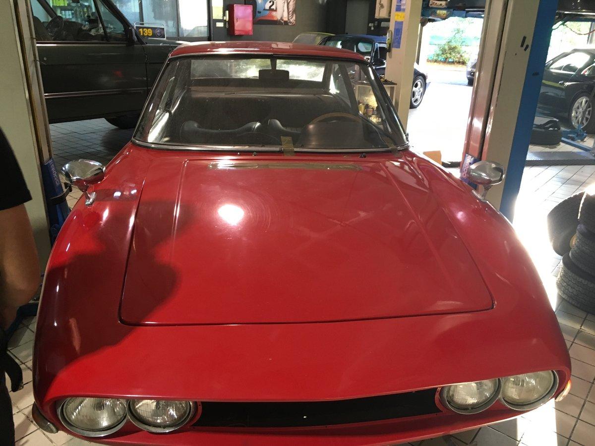 1968 Moretti 124S Berlinetta  For Sale (picture 2 of 6)