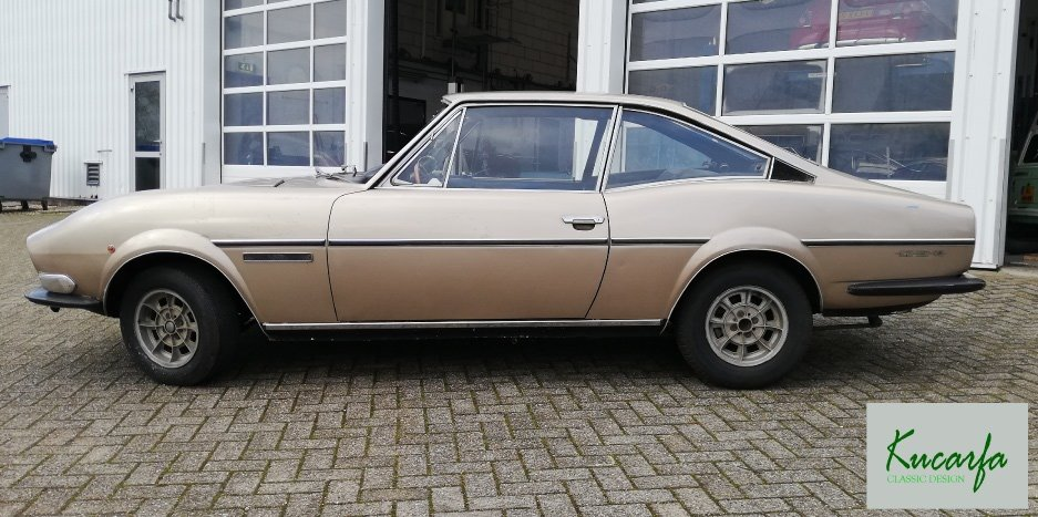 1971 Moretti 125 Special GS 16 only RHD 27.000 km For Sale (picture 1 of 6)