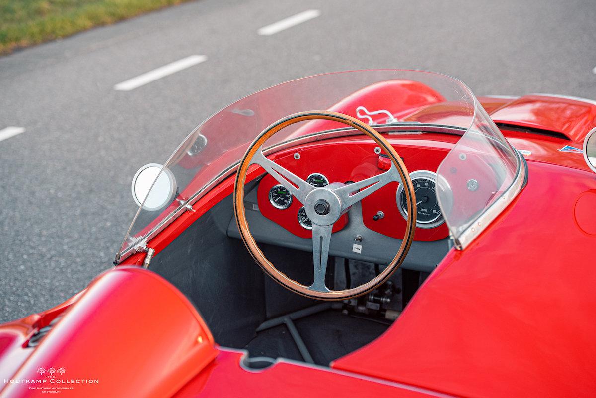 1955 MORETTI 750 SPORT BARCHETTA, veteran 1955 Mille Miglia For Sale (picture 5 of 6)