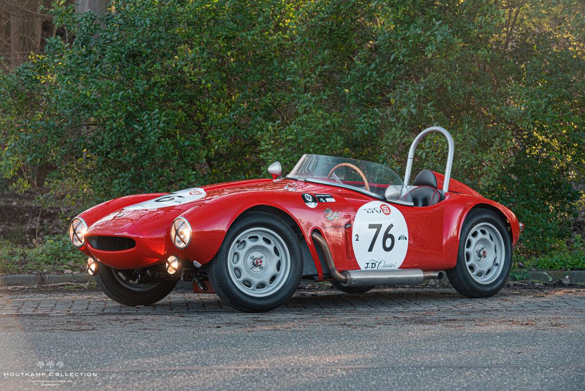 1955 MORETTI 750 SPORT BARCHETTA, veteran 1955 Mille Miglia For Sale (picture 1 of 9)