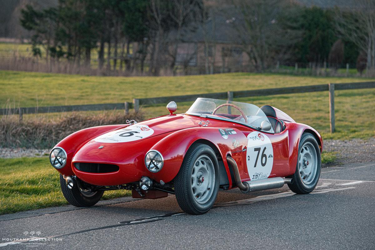 1955 MORETTI 750 SPORT BARCHETTA, veteran 1955 Mille Miglia For Sale (picture 4 of 9)