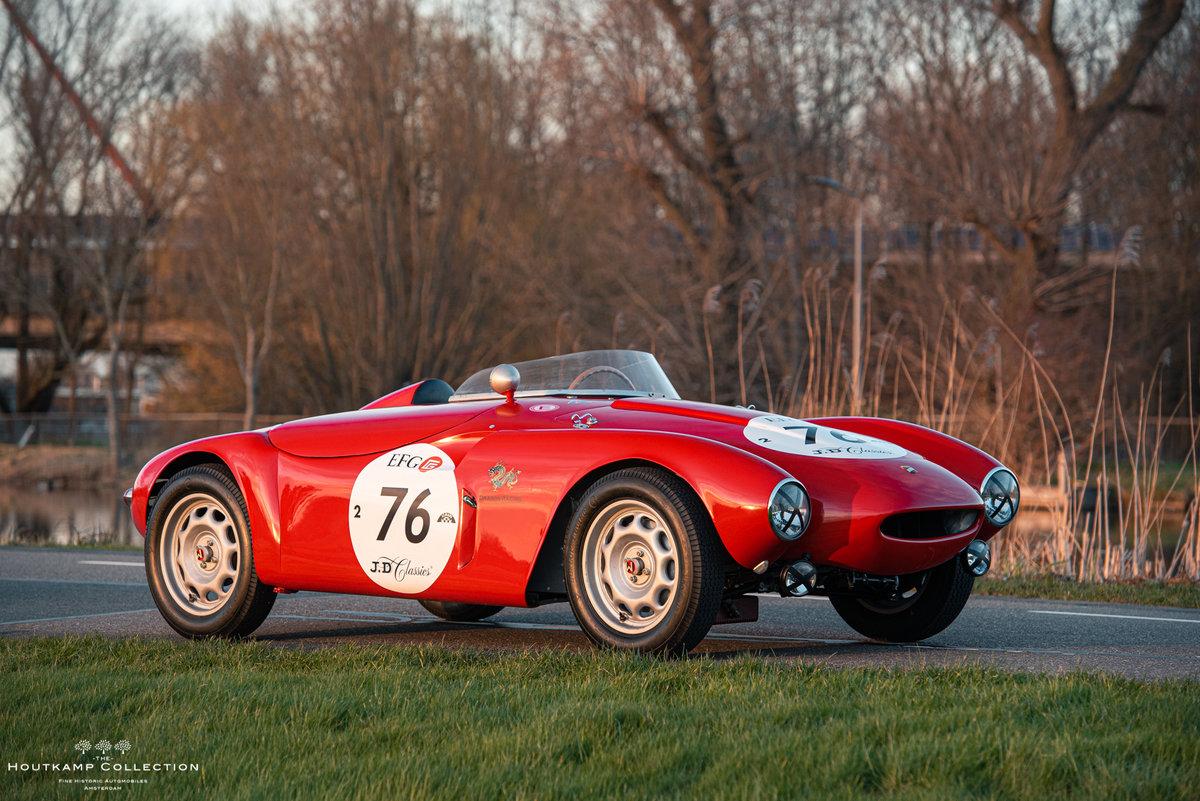 1955 MORETTI 750 SPORT BARCHETTA, veteran 1955 Mille Miglia For Sale (picture 5 of 9)