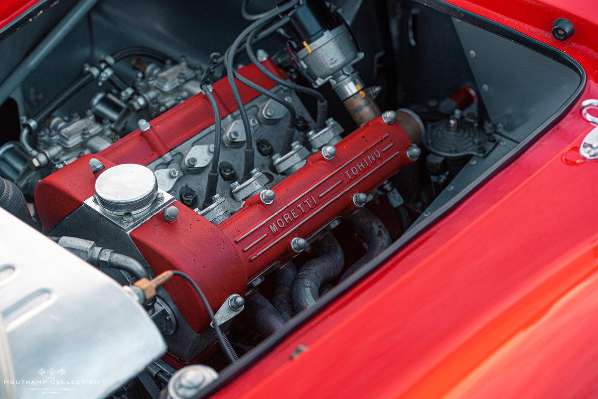 1955 MORETTI 750 SPORT BARCHETTA, veteran 1955 Mille Miglia For Sale (picture 9 of 9)