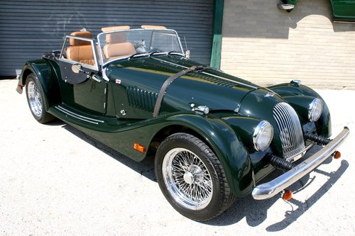 1998 Morgan Plus 8 SOLD (picture 1 of 6)