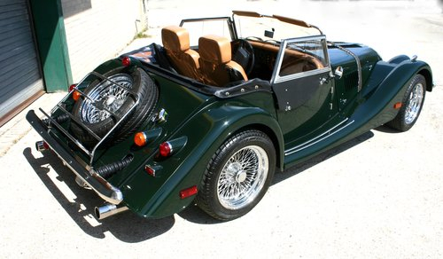 1998 Morgan Plus 8 SOLD (picture 2 of 6)