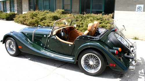 1998 Morgan Plus 8 SOLD (picture 3 of 6)