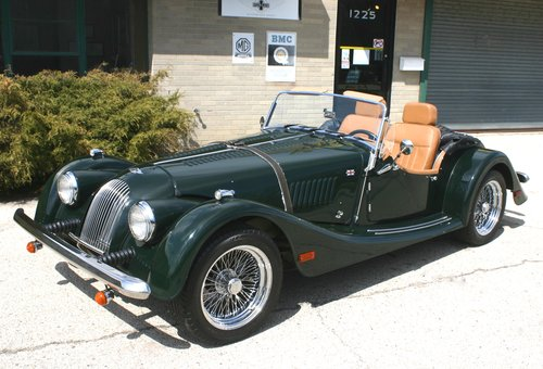 1998 Morgan Plus 8 SOLD (picture 4 of 6)
