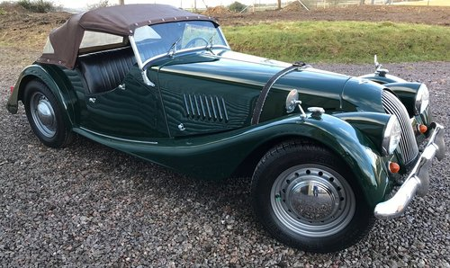 1969 MORGAN 4/4 LEFT HAND DRIVE 2 SEATER MODEL For Sale (picture 1 of 6)