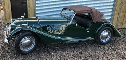 1969 MORGAN 4/4 LEFT HAND DRIVE 2 SEATER MODEL For Sale (picture 2 of 6)