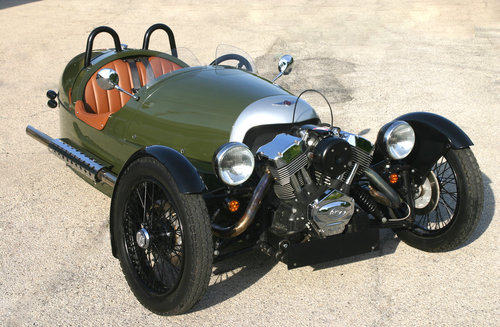 2012 Morgan 3 Wheeler For Sale (picture 2 of 6)
