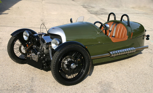 2012 Morgan 3 Wheeler For Sale (picture 4 of 6)