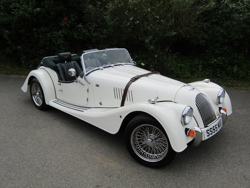 2010 Morgan Roadster 3.0 V6 SOLD (picture 1 of 1)