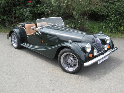 1994 Morgan Plus-8. 3.9 V8 SOLD (picture 1 of 1)