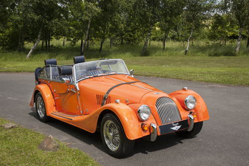 2007 Morgan Plus 4 - 4 seater SOLD (picture 3 of 6)