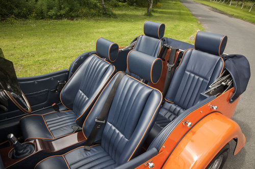 2007 Morgan Plus 4 - 4 seater SOLD (picture 4 of 6)