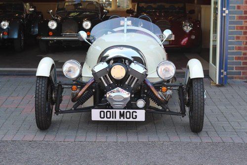 2017 Morgan 3 Wheeler For Hire - £220/ day For Sale (picture 2 of 4)