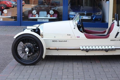 2017 Morgan 3 Wheeler For Hire - £220/ day For Sale (picture 3 of 4)