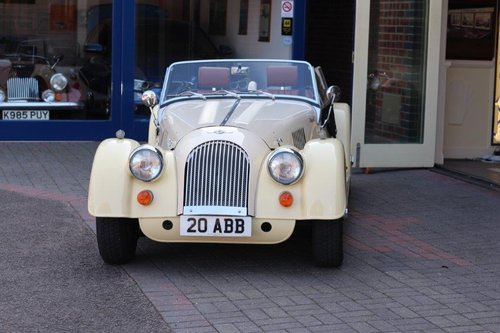 2009 Morgan Plus 4 For Hire - £220/ day For Sale (picture 2 of 4)