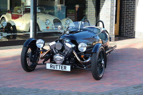 2018 New Morgan 3 Wheeler To Order For Sale (picture 1 of 3)