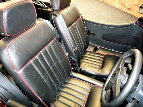 2000 4/4 FOUR SEATER 1.8 ZETEC SOLD (picture 5 of 6)
