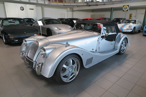 2012 Morgan Plus 8 4.8 Automatic - One Owner - Orig 13.100 km For Sale (picture 1 of 6)