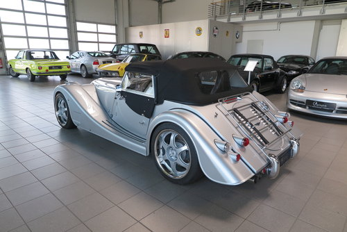 2012 Morgan Plus 8 4.8 Automatic - One Owner - Orig 13.100 km For Sale (picture 2 of 6)