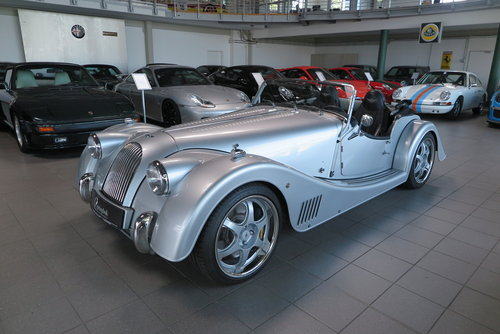 2012 Morgan Plus 8 4.8 Automatic - One Owner - Orig 13.100 km For Sale (picture 3 of 6)