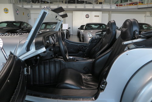 2012 Morgan Plus 8 4.8 Automatic - One Owner - Orig 13.100 km For Sale (picture 5 of 6)