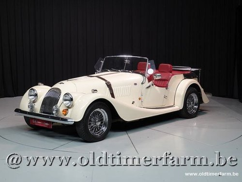 1996 Morgan +4 4 Seater '96 For Sale (picture 1 of 6)