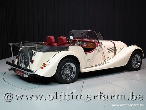 1996 Morgan +4 4 Seater '96 For Sale (picture 2 of 6)