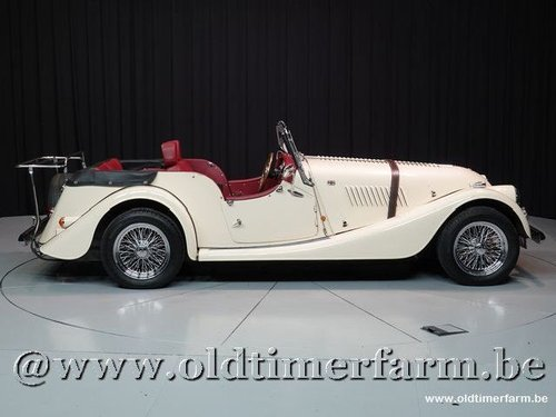 1996 Morgan +4 4 Seater '96 For Sale (picture 3 of 6)