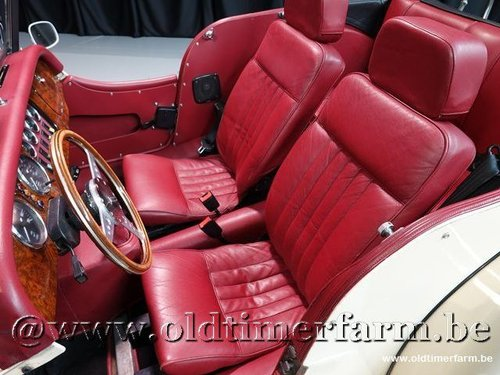 1996 Morgan +4 4 Seater '96 For Sale (picture 5 of 6)