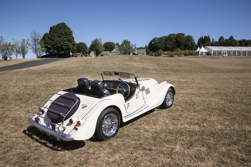 1989 Morgan 4/4 (Plus 4 Body) SOLD (picture 3 of 6)