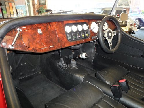 1989 4/4 2 SEATER 1.6 CVH SOLD (picture 5 of 6)