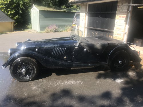 1973 morgan 2 ownerss from new For Sale (picture 1 of 6)